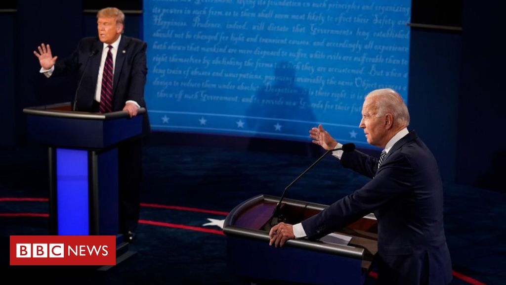 How to avoid another 'car accident' discussion between Trump and Biden