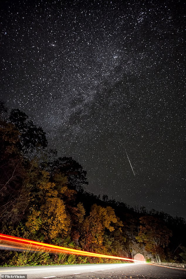 October is full of cosmic wonders, as stargazers prepare to relish this month when hundreds of photographic stars light up the sky during the Orionid meteor shower.  These meteorites sneak across the sky every October, from November 2-7 - but the peak sightings are expected on the morning of October 21.