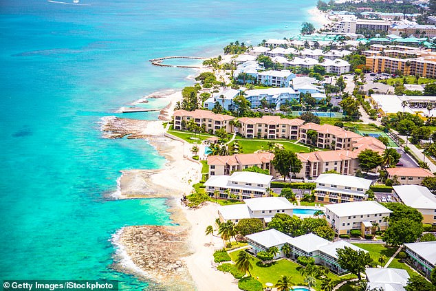 The documents obtained reveal a paper path of a number of entities in other tax havens - Luxembourg, Dublin and the Cayman Islands