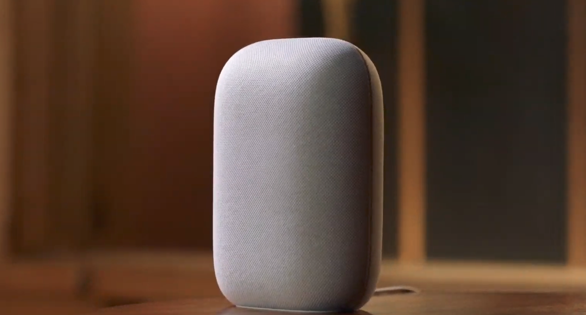 Nest Audio is Google's new home speaker.  7 things to know about the upcoming device