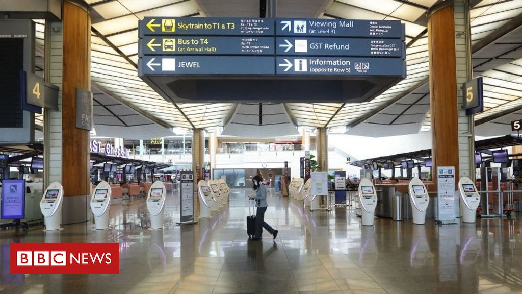 Coronavirus: `` The best airport in the world '' warns of a protracted crisis