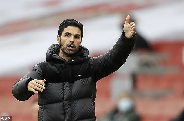 Parti, 27, is a prime target for Mikel Arteta, who is looking to boost his midfield options