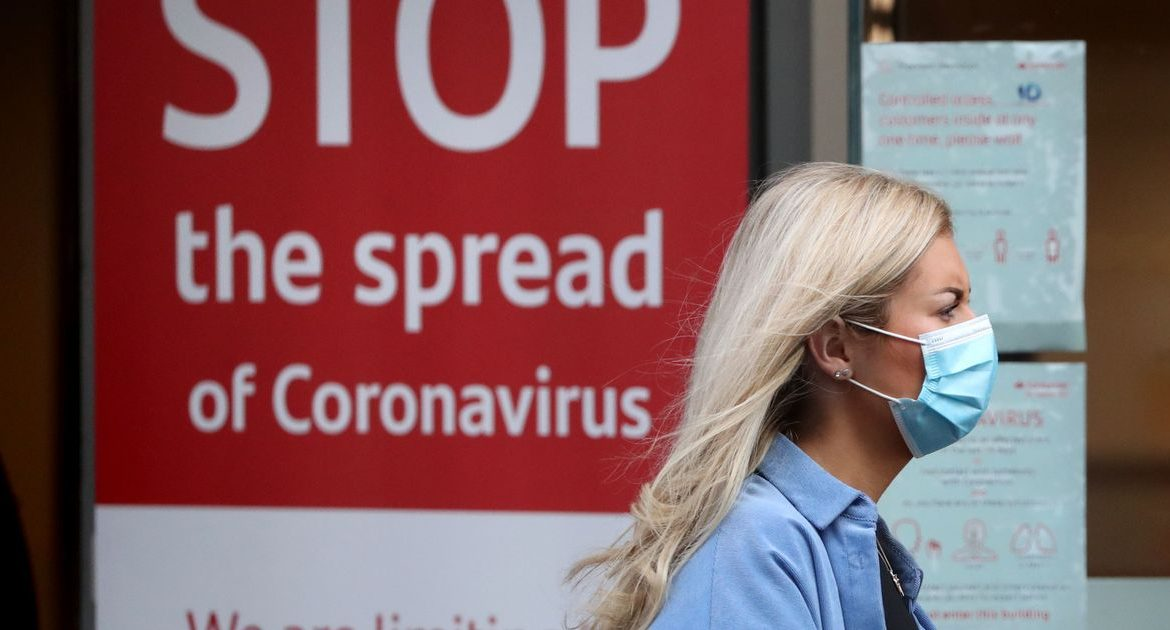 Live: Coronavirus updates as the number of hospital deaths in the UK rises by the highest number since July