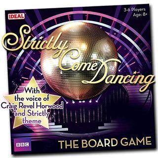 Come dance with precision: the board game
