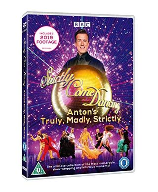 Come dance meticulously: Anton is really, absolutely mad [DVD] [2019]