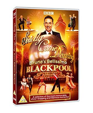Come dance delicately - the beautiful Bruno in Blackpool [DVD] [2018]