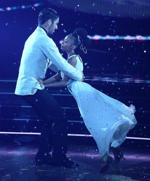 Sky Jackson on Dancing with the Stars