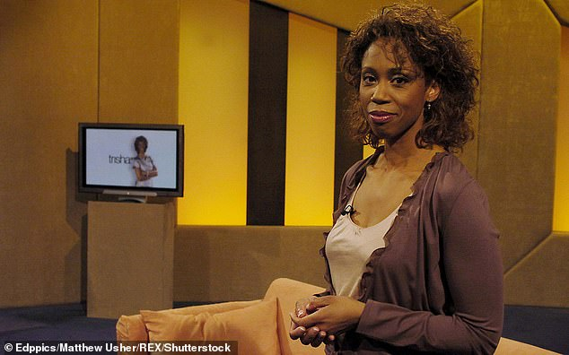Bounce: The broadcaster will record a pilot for the ITV series later this month, returning to the channel after a 16-year hiatus (pictured on the Channel 5 spin-off in 2005)