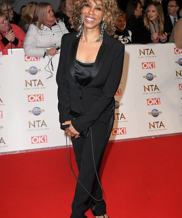 she is back!  Trisha Goddard, 62, is ready to make a comeback on UK screens, as she prepares to film a reboot of her popular talk show