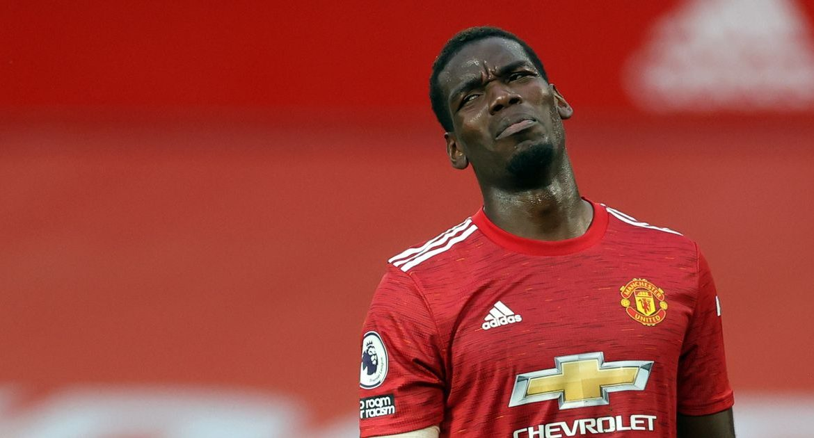 """Real Madrid responds to Paul Pogba after the Manchester United star talks about his """"dream"""" deal"""