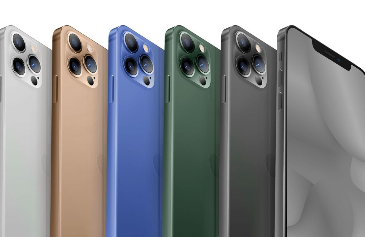 Leak: iPhone 12 lineup features faster facial recognition, improved zoom, and longer battery life