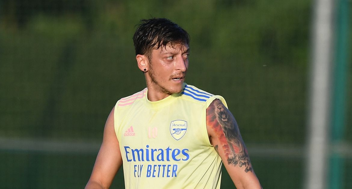 Details of the failed Saudi club Mesut Ozil's bid, including Arsenal's discount offer