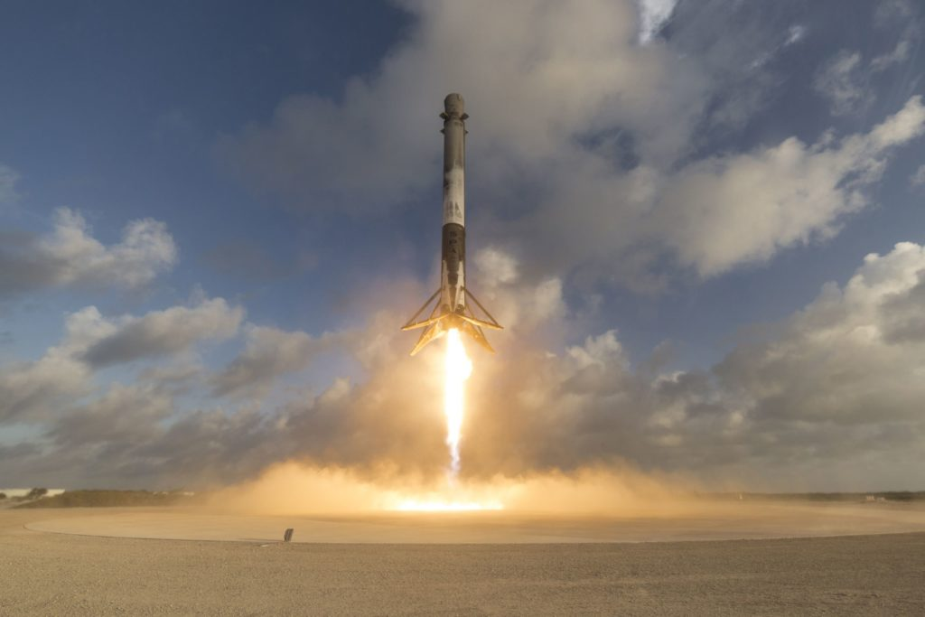 SpaceX's mysterious October launch has been identified as a US spy satellite