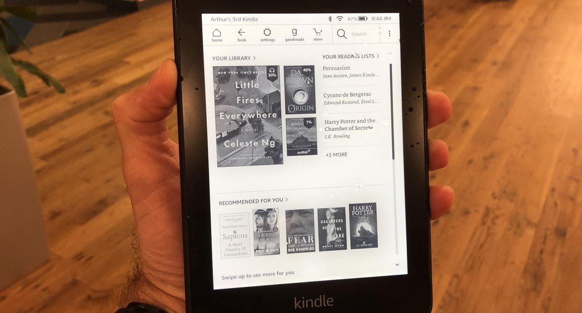 Amazon Prime Day Kindle Deals: $ 50 off Kindle Paperwhite, $ 75 off Kindle Oasis, and more