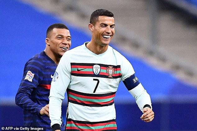 Cristiano Ronaldo tested positive for coronavirus, according to reports in Portugal