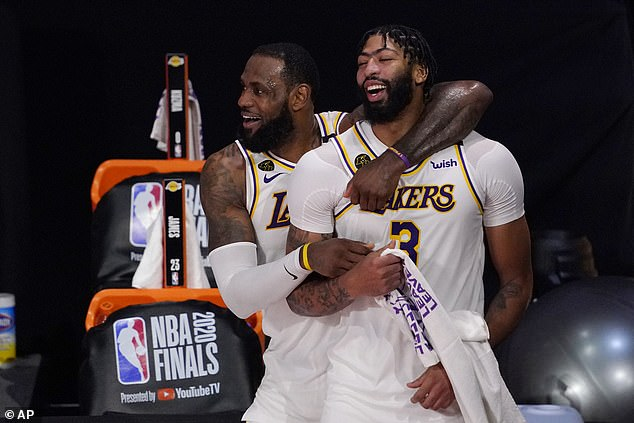 The Lakers ended a decade-long wait to claim their seventeenth championship win with a 106-93 win over the Miami Heat on Sunday.