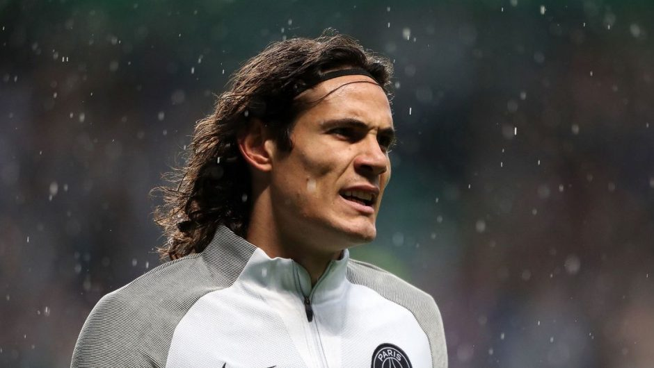 Edinson Cavani outlines a plan that includes leaving Manchester United just days after signing