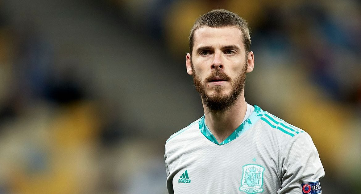 """""""Kiba is clear!""""  - Chelsea fans are in a state of collapse due to what Manchester United's David De Gea has done for Spain"""
