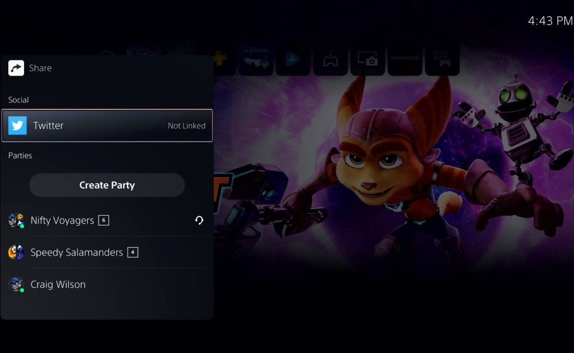 Sony has apparently doubled down on its poorly updated PS5 party system