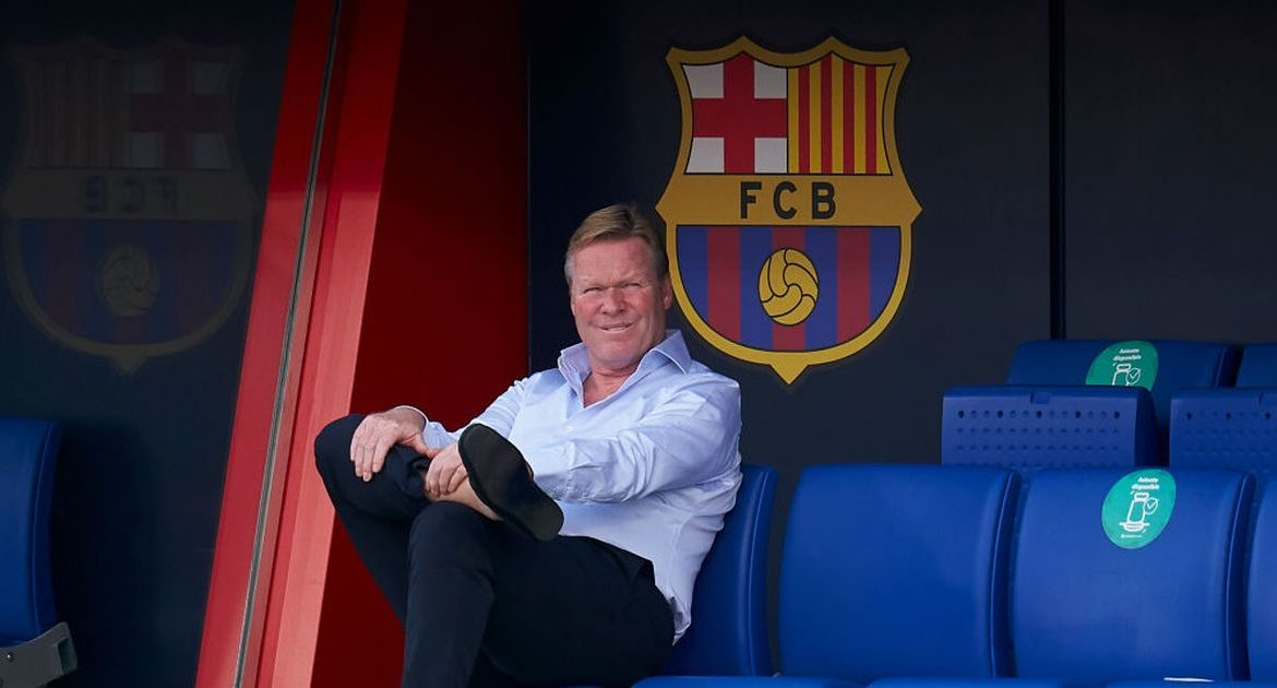 A double transfer deal from Barcelona to the Premier League in the January window