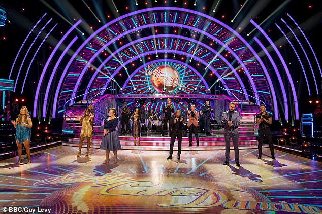 he is back! Strictly Come Dancing 2020 Pairs was revealed Saturday night during the upcoming pre-recorded release show of the 18th series