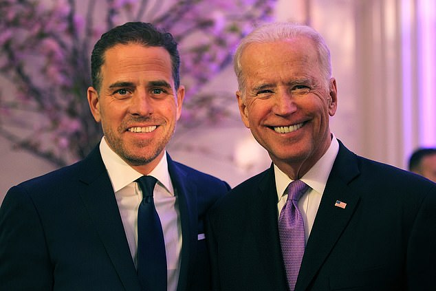 The letters indicated that Hunter Biden arranged for a senior executive at a Ukrainian energy company, of which Hunter was a board member, to meet his father in person, when he was vice president and in charge of US relations with Ukraine.