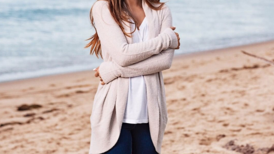 An Opera-certified woolen jacket has Nordstrom shoppers wearing high-heeled shoes