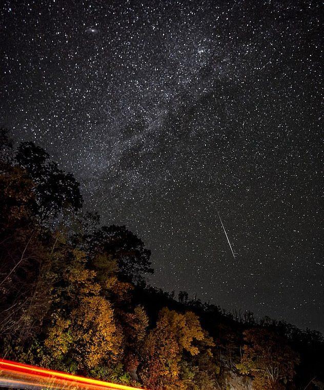October's Second Meteor Shower: Orionids To Peak This Week