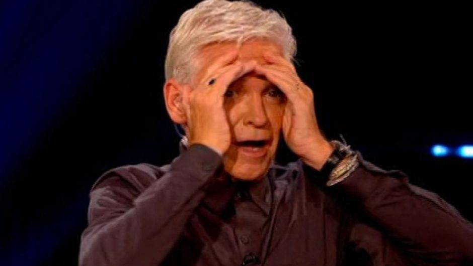 Philip Schofield remained in the dark about The Cube's biggest mystery amidst scenes' confusion