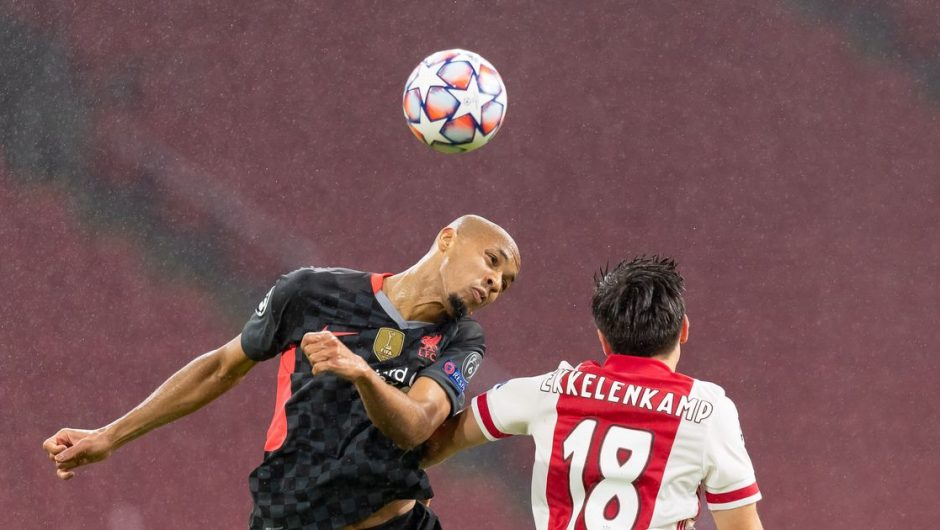 Rio Ferdinand talks about the tactical change behind Fabinho's outstanding defense for Liverpool against Ajax