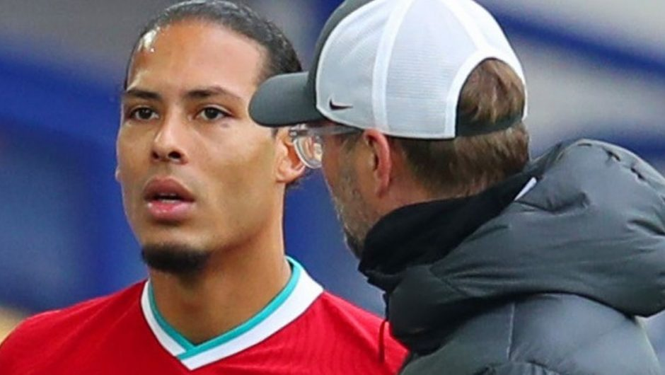 Live broadcast of Liverpool news and transfers – Virgil van Dijk decision, capac captain price, injury updates