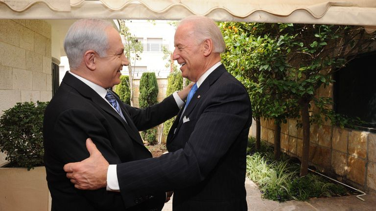 Trump's victory would be better for Netanyahu - even though his relationship with Biden spans decades