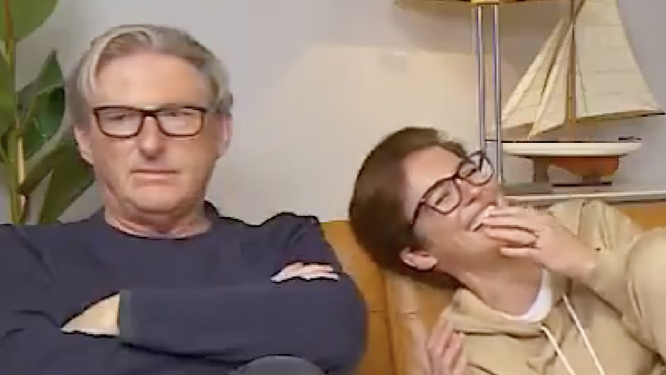 The Line of Duty star has the best reaction to the killing scene on Gogglebox