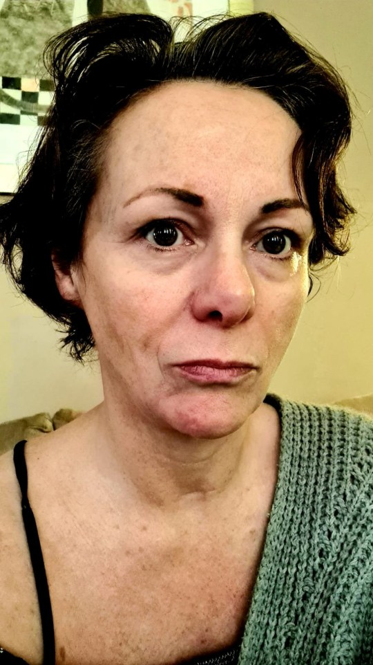 Nicola Kimberly, who believes she has been infected with the Coronavirus since December, talks about her horrific symptoms ten months later