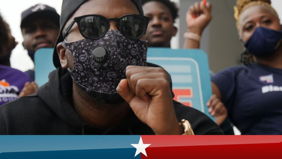 US Election 2020: Black voters ignite in Georgia amid allegations of intimidation and repression   US News