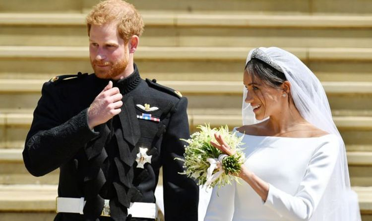 Prince Harry news: The star does not know Sussex despite being in the front row at a royal wedding | Royal | News
