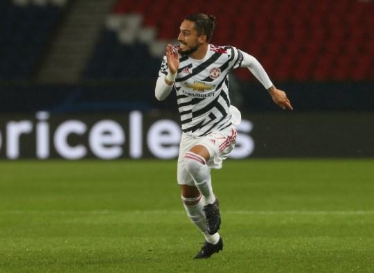 Paris Saint-Germain-Manchester United: Group H - Champions League