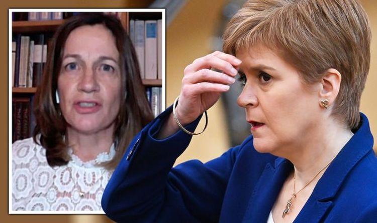 BBC Question Time: Nicola Sturgeon attacked SNP's bid for Scottish independence |  United Kingdom |  News