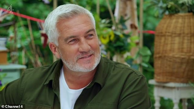 Complaints: Tuesday night's episode of Great British Bake Off received 13 complaints after Paul Hollywood said rainbow donuts represent the NHS