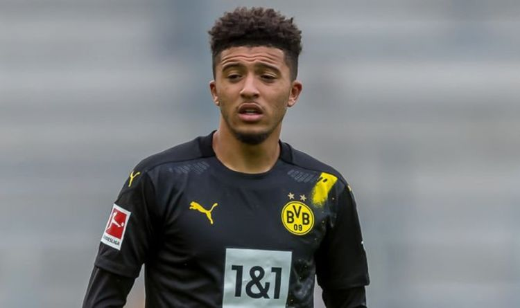 Borussia Dortmund changes position on the transfer of Jadon Sancho in a major boost to Manchester United | Football sport