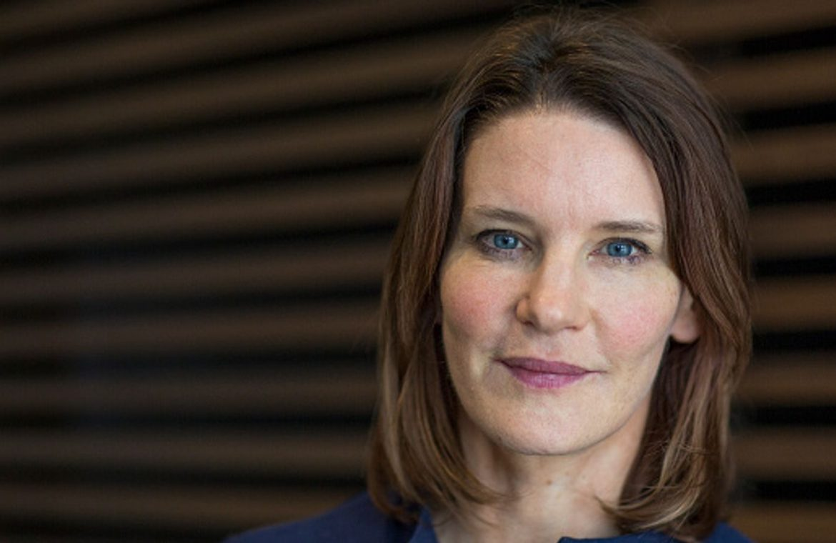Susie Dent, 55, has appeared in Dictionary Corner on Countdown since 1992