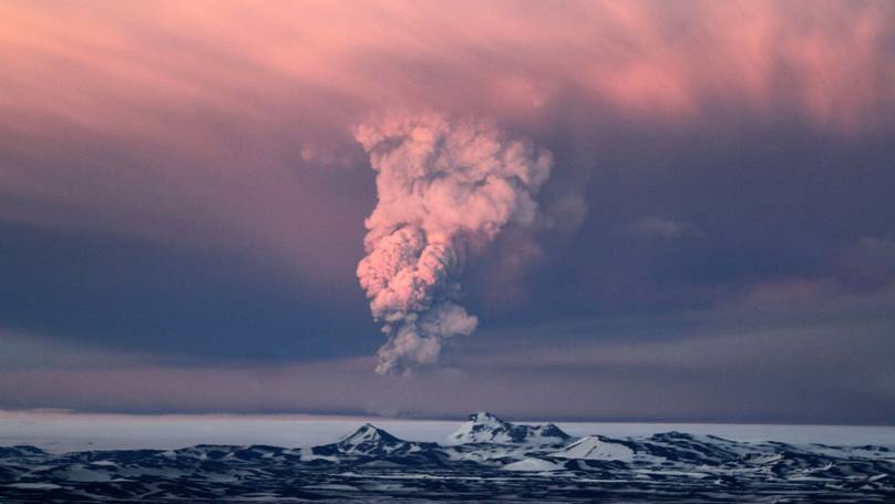 Experts believe that an Icelandic volcano is about to erupt again