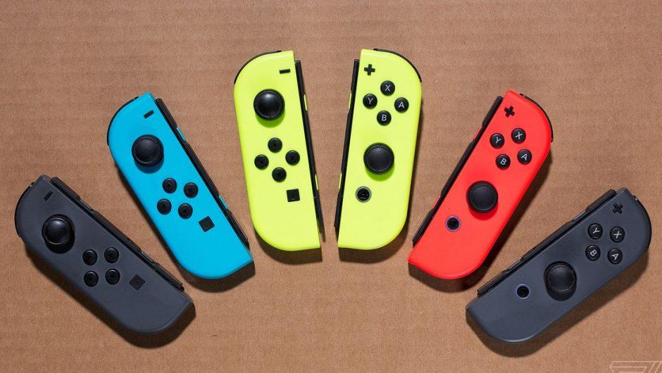 Explanation of Joy-Con Drift Problem in Nintendo Switch