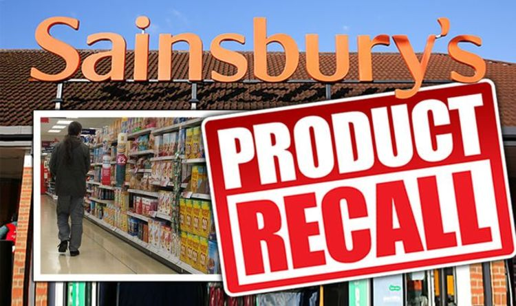 Food recall warning: Sainsbury and Aldi are calling out items amid salmonella concerns - the full list