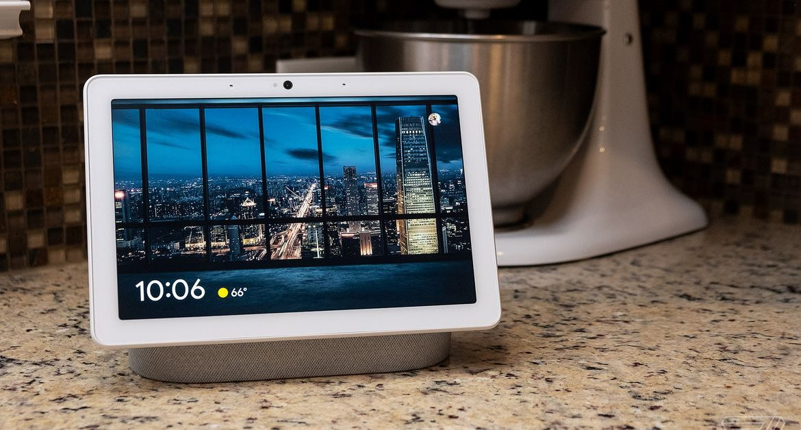 Google tests smart screens that activate without a word of alert