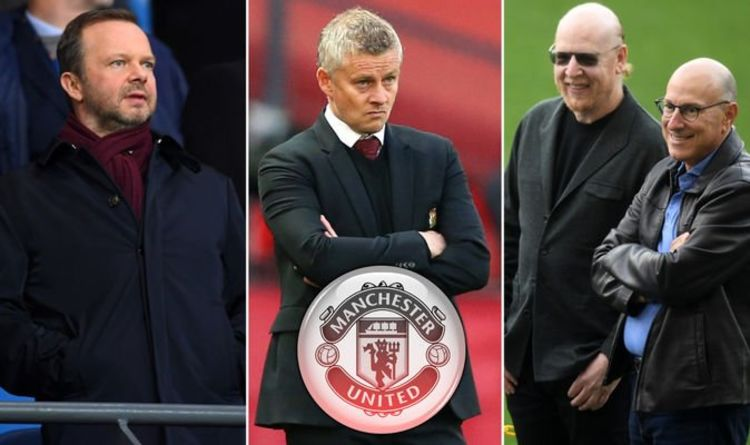 Manchester United owners support the Glazers to sack Ole Gunnar Solskjaer over Ed Woodward | Football sport