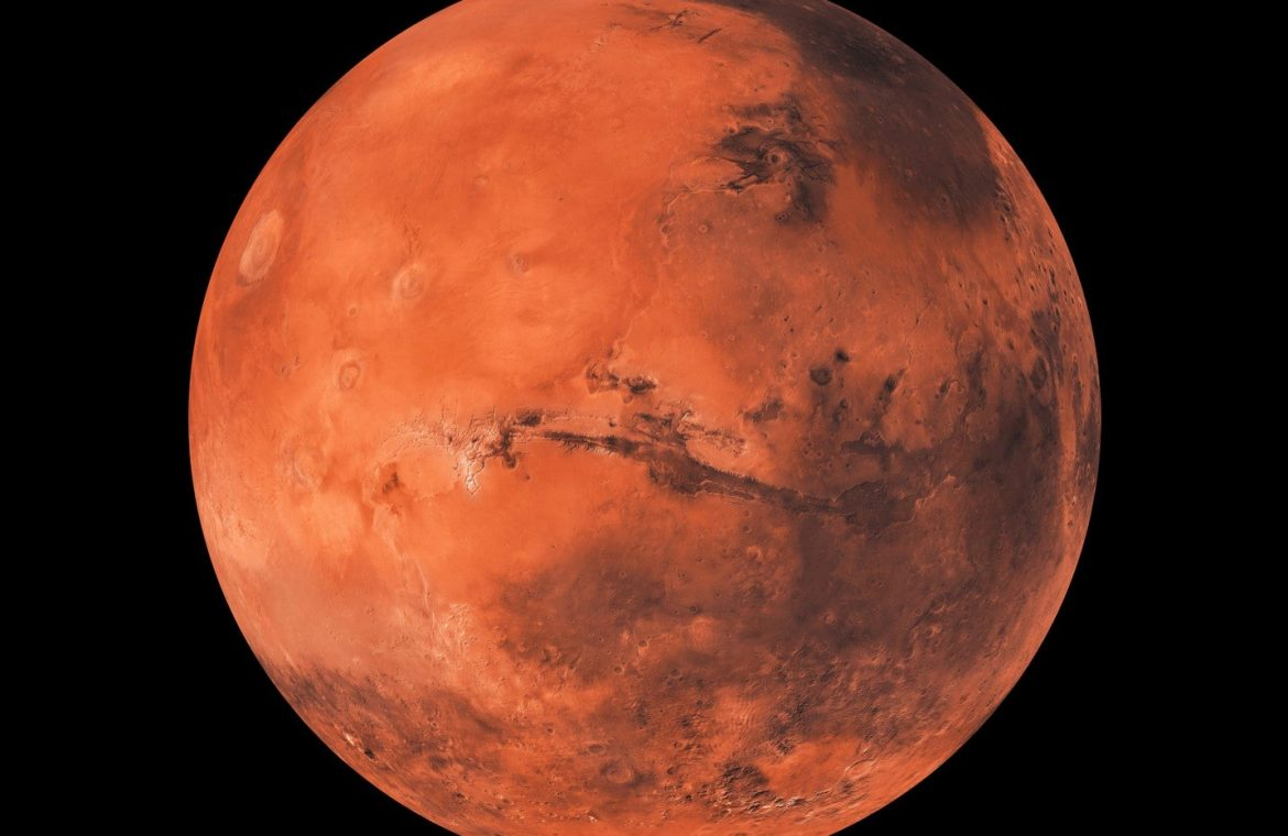 Mars is coming closer this week to Earth after 17 years