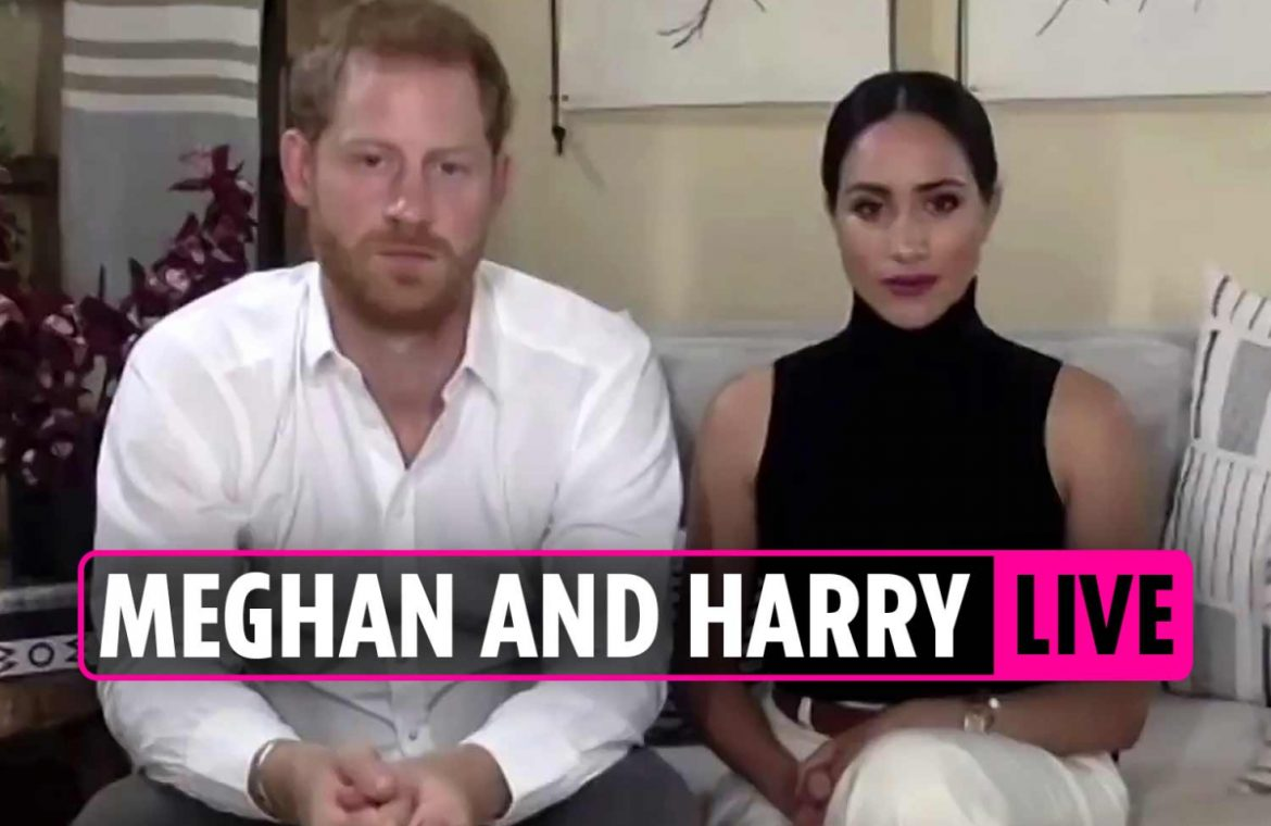 Megan and Harry Newer - The royal couple exploded for owning them both ways by 'exploiting' the titles to make millions