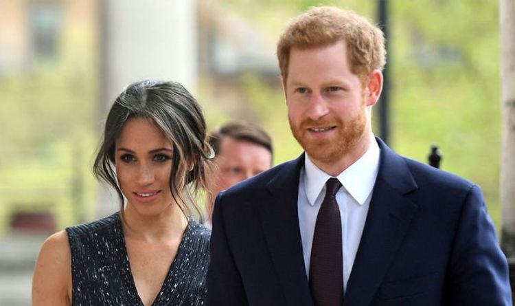 Meghan Markle News: The Duchess of Sussex and Prince Harry were left behind | Royal | News