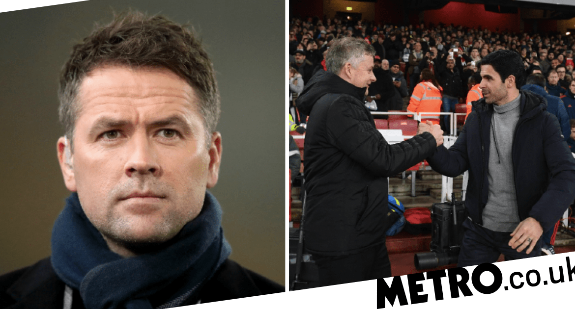 Michael Owen predicts matches for Manchester United, Arsenal, Chelsea and Liverpool